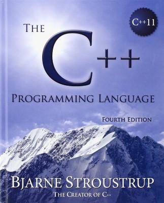 C++ 程序设计语言(第4版)